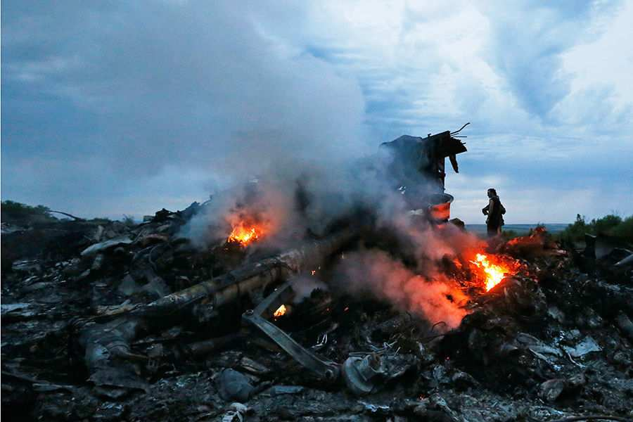 Дело о Boeing M17: Нидерланды продолжают выгораживать Украину | Русская весна