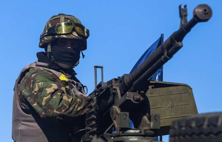 Захарченко: Украина готовится нанести удар по территории ДНР с двух направлений (+ВИДЕО) | Русская весна