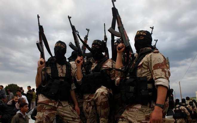 ИГИЛ ведет контрнаступление на Шаддади в Сирии, в плен взяты 30 курдских бойцов, 150 горожан в заложниках (ФОТО+КАРТА) | Русская весна