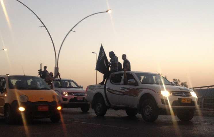 Боевики ИГИЛ начали бегство из Ракки в сторону турецкой границы   Русская весна