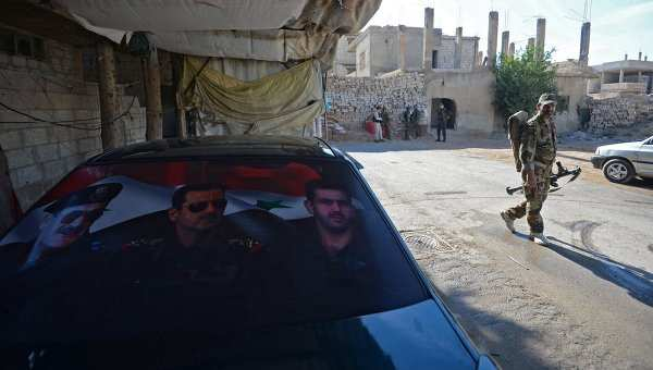 Генштаб ВС: боевики в Сирии массово дезертируют в Турцию и Иорданию, часть из них просит перемирия | Русская весна