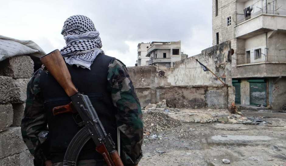 Сирия: боевики бегут ибросают множество трупов «сослуживцев» напозициях (ВИДЕО 18+)   Русская весна