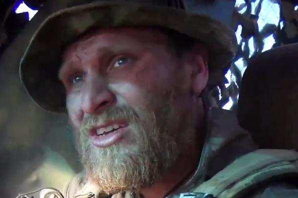 Бойцу ДНР пальцы отрезал палашом командир «Правого сектора» с позывным, как у лидера штурмовиков Гитлера (ВИДЕО) | Русская весна