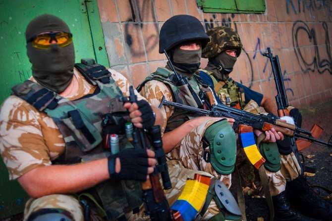 Сенсационное признание: Войну на Донбассе начали вооруженные Киевом уголовники, — Тымчук  (ВИДЕО) | Русская весна