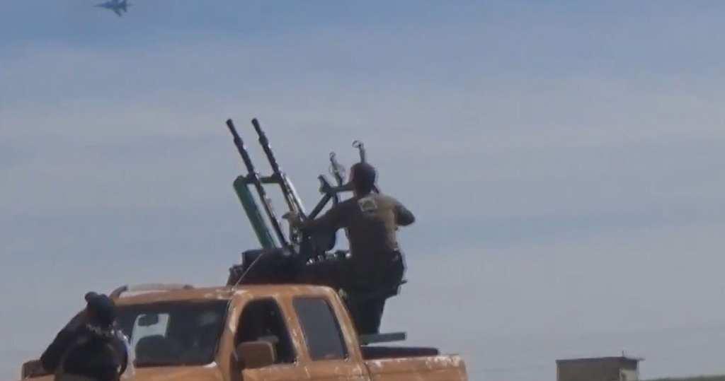 Боевики ИГИЛ заявляют, чтосбили самолет ВВСИрака   Русская весна