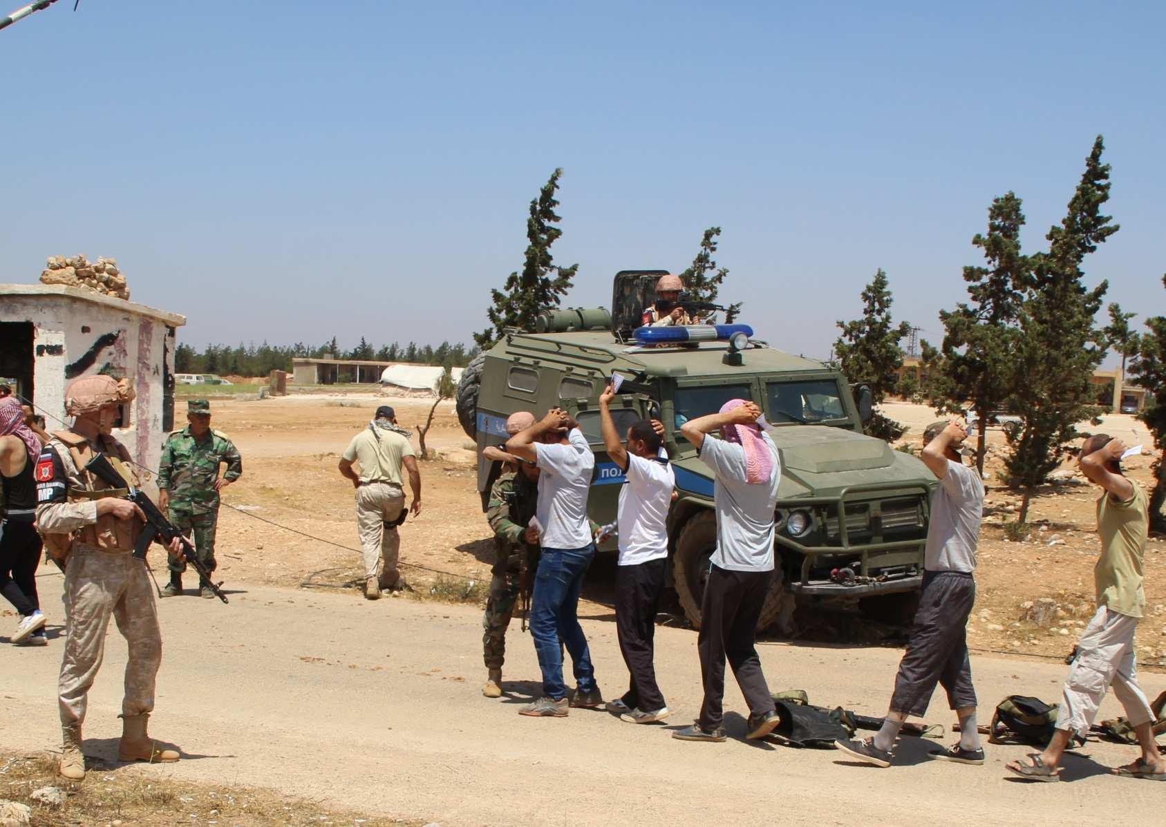Неизвестные герои войны: Как простой сириец очистил Хаму от террористов (ФОТО) | Русская весна