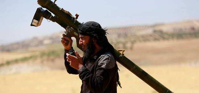 ВВССирии: убоевиков есть ПЗРК, поражающие цели навысоте до4,5км | Русская весна