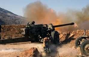 Армия Асада теснит террористов в районе авиабазы Кувейрес в Сирии (ВИДЕО) | Русская весна