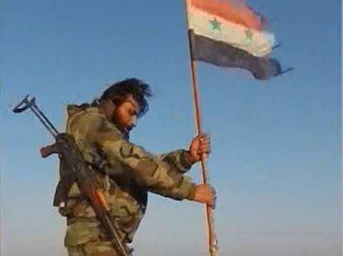 ВСирии бойцы племен встают насторону Асада вборьбе сИГИЛ (ВИДЕО) | Русская весна