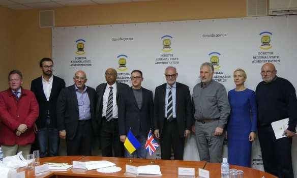 Донбасс посетили члены британского парламента (ФОТО) | Русская весна