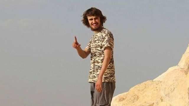 Первый белый британец, пополнивший ряды ИГИЛ, шокировал мир | Русская весна
