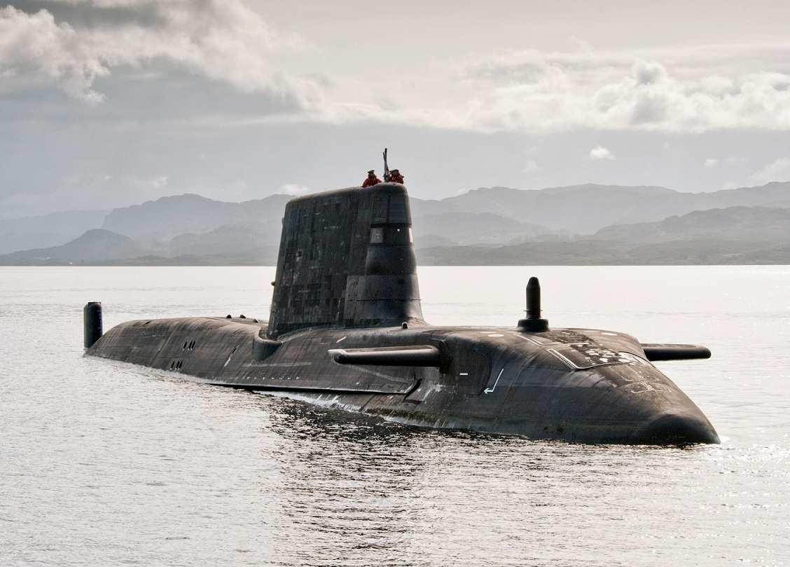 Times: Российские «Чёрные дыры» не позволили британской подлодке атаковать Сирию | Русская весна