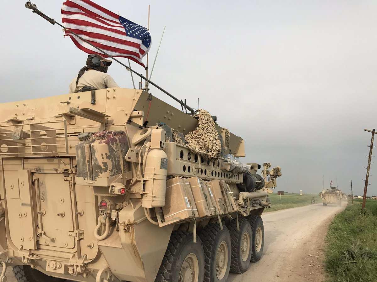 Лавров прокомментировал планы США остаться в Сирии  | Русская весна