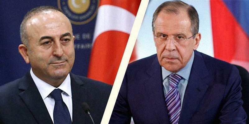 Главы МИД России и Турции обсудили ситуацию в Алеппо | Русская весна