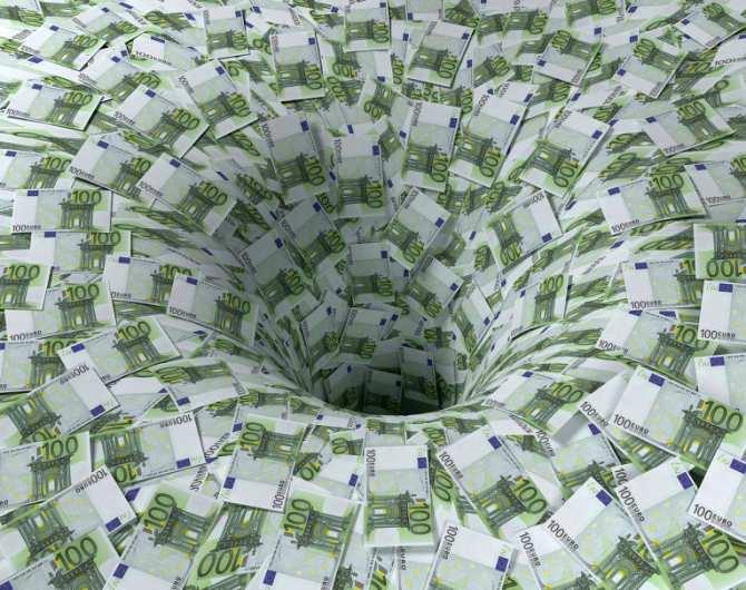 Европейские налогоплательщики финансируют «черную дыру» Украины | Русская весна