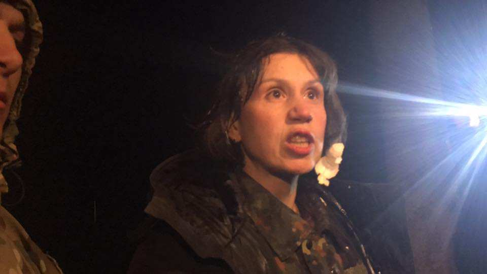 Опубликовано полное видео конфликта Чорновол с«ветеранами АТО» (ВИДЕО 18+) | Русская весна