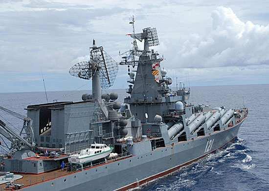 ВАЖНО: кберегам Сирии направляется крейсер «Москва», флагман Черноморского флота | Русская весна