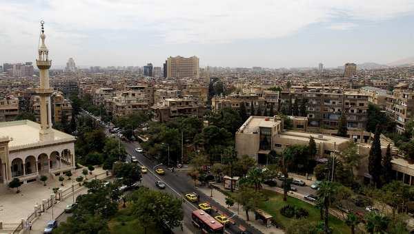Лавров: на территорию посольства РФ в Дамаске упал минометный снаряд | Русская весна
