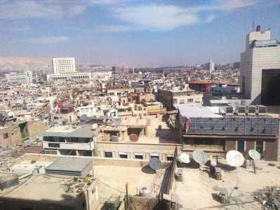 Сирийский фронт: как живёт Дамаск на четвёртом году войны | Русская весна