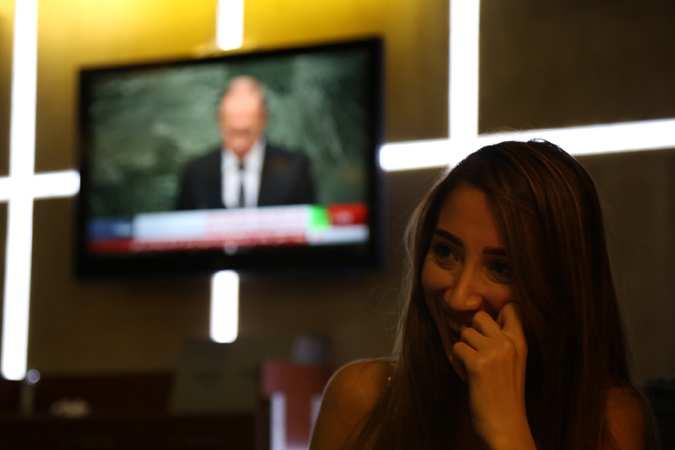 Дамаск оречи Путина: Унаспоявилась надежда (ФОТО)   Русская весна