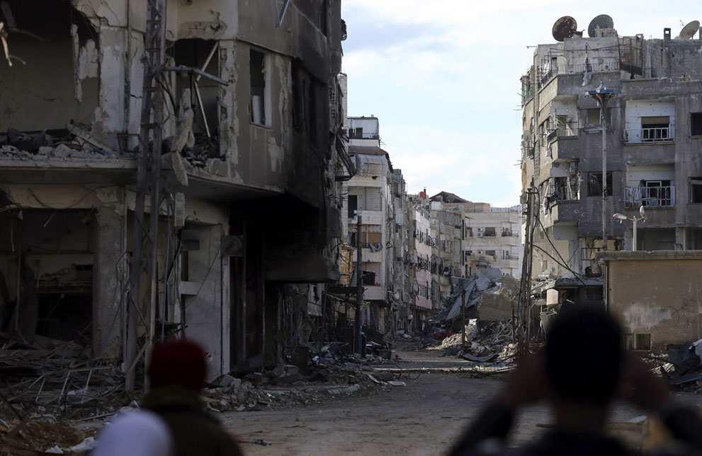 Автобус своенными подорван вДамаске, ранены 10военнослужащих сирийской армии   Русская весна