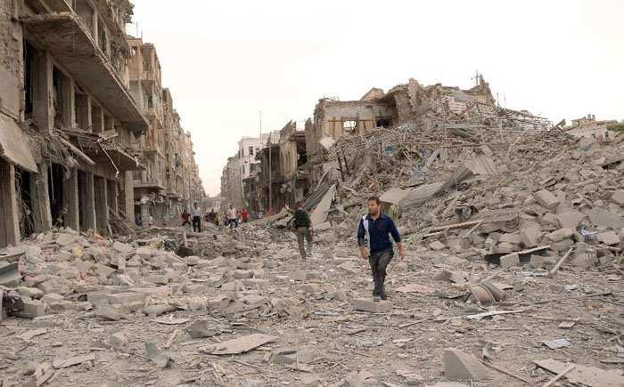 Сводка с фронта: ИГИЛ и «Армия Ислама» убивают друг друга под Дамаском, САА освобождает новые районы в Алеппо, боевики под огнем в Хомсе и Дейр эз-Зоре | Русская весна
