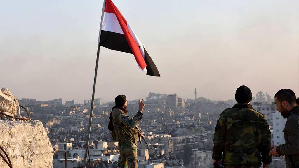 «Мы переломили хребет ударным силам терроризма», — начальник Генштаба рассказал подробности операции вСирии | Русская весна
