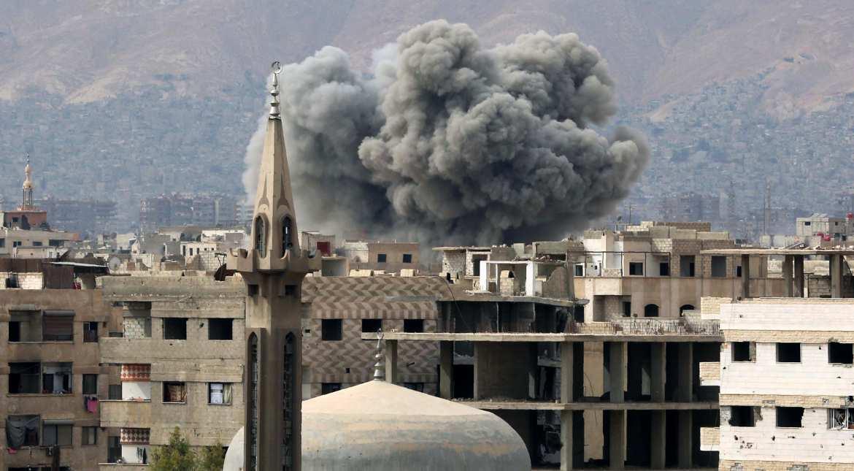 СРОЧНО: СШАготовят удар поДамаску, — Генштаб РФ | Русская весна