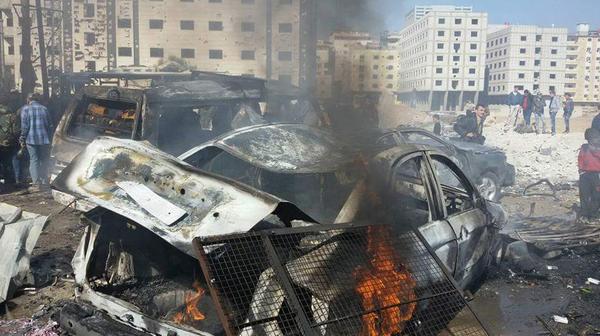 Террористы ИГИЛ взяли на себя ответственность за взрывы в Дамаске | Русская весна
