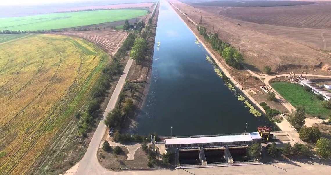Водная блокада Крыма: В предвкушении гешефта | Русская весна