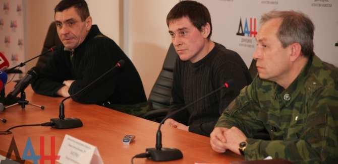 Ополченцы рассказали, как их избивали и пытали током в украинском плену (ВИДЕО) | Русская весна