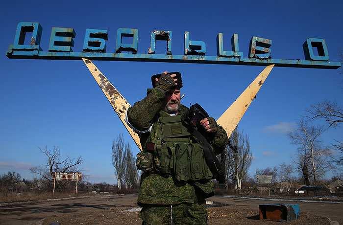 Дебальцево впервые будет газифицирован | Русская весна