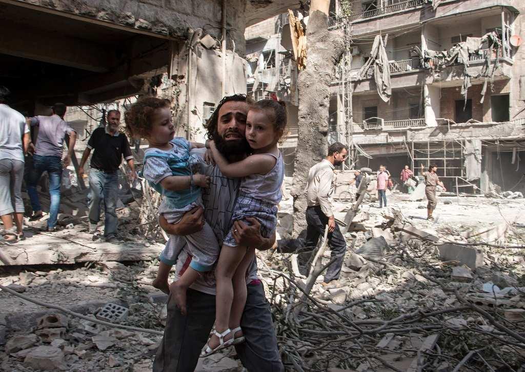 Гумпауза в Алеппо себя оправдала, — Совет Федерации   Русская весна