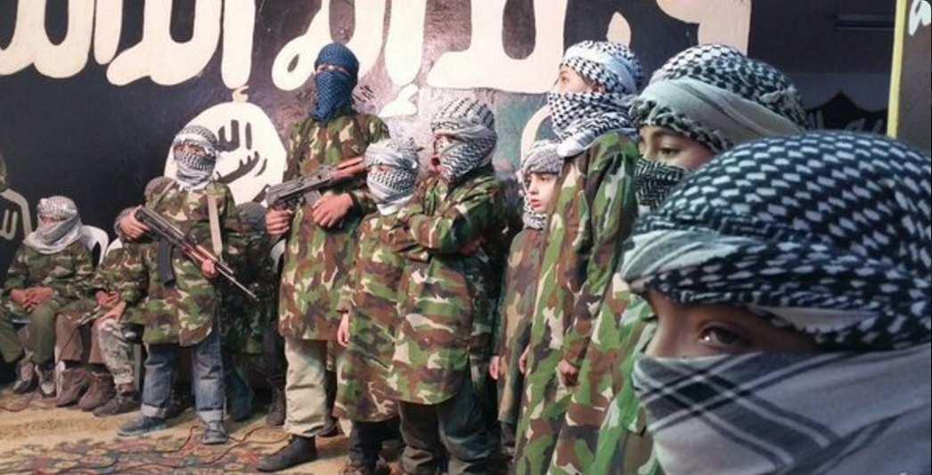 Из-за больших потерь террористы ИГИЛ посылают на смерть рекордное число детей   Русская весна