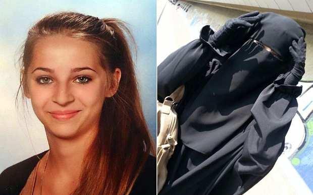 За попытку побега боевики досмерти забили 17-летнюю австрийку, которая была «лицом ИГИЛ» (ФОТО) | Русская весна