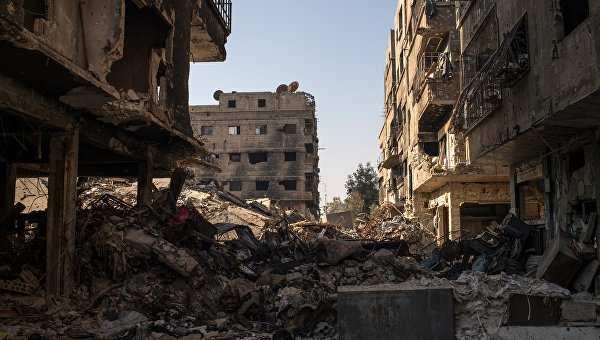 Террористы ИГИЛ обстреляли изминометов Алеппо иДейр эз-Зор, есть жертвы | Русская весна