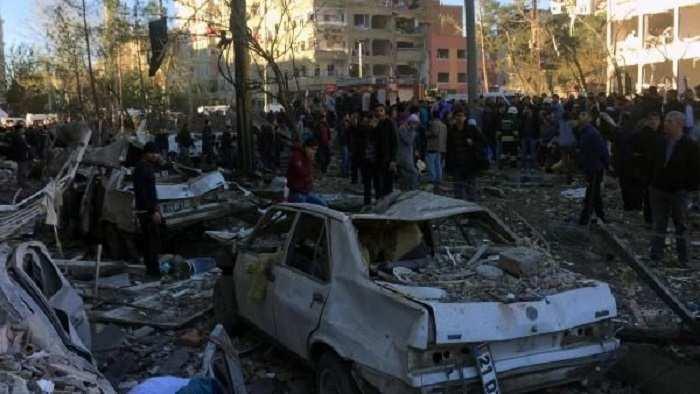 В ИГИЛ взяли ответственность за взрыв в Турции   Русская весна