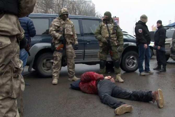 Местные жители выявили диверсантов, готовивших теракт на железной дороге | Русская весна