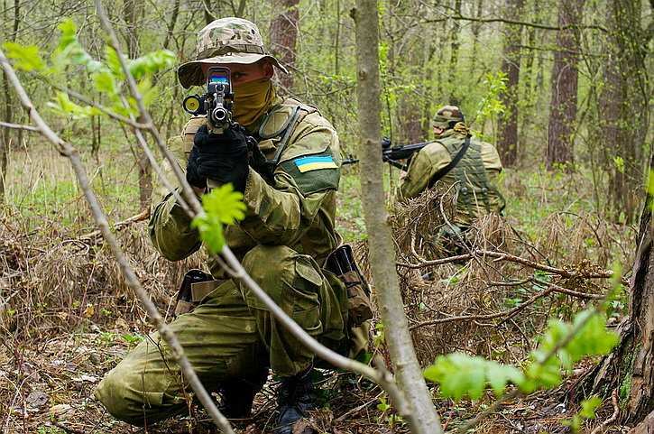 Иностранные военспецы прибыли под Луганск | Русская весна