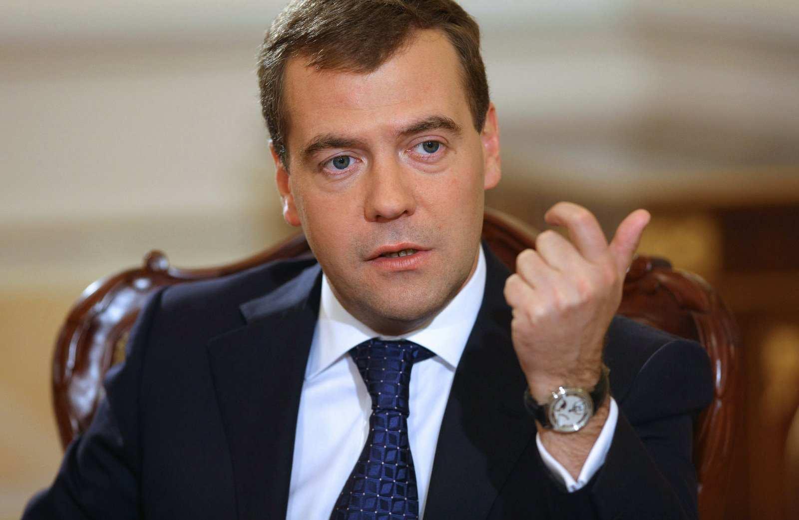 Медведев: операцией в Сирии мы защищаем Россию от угрозы терроризма | Русская весна