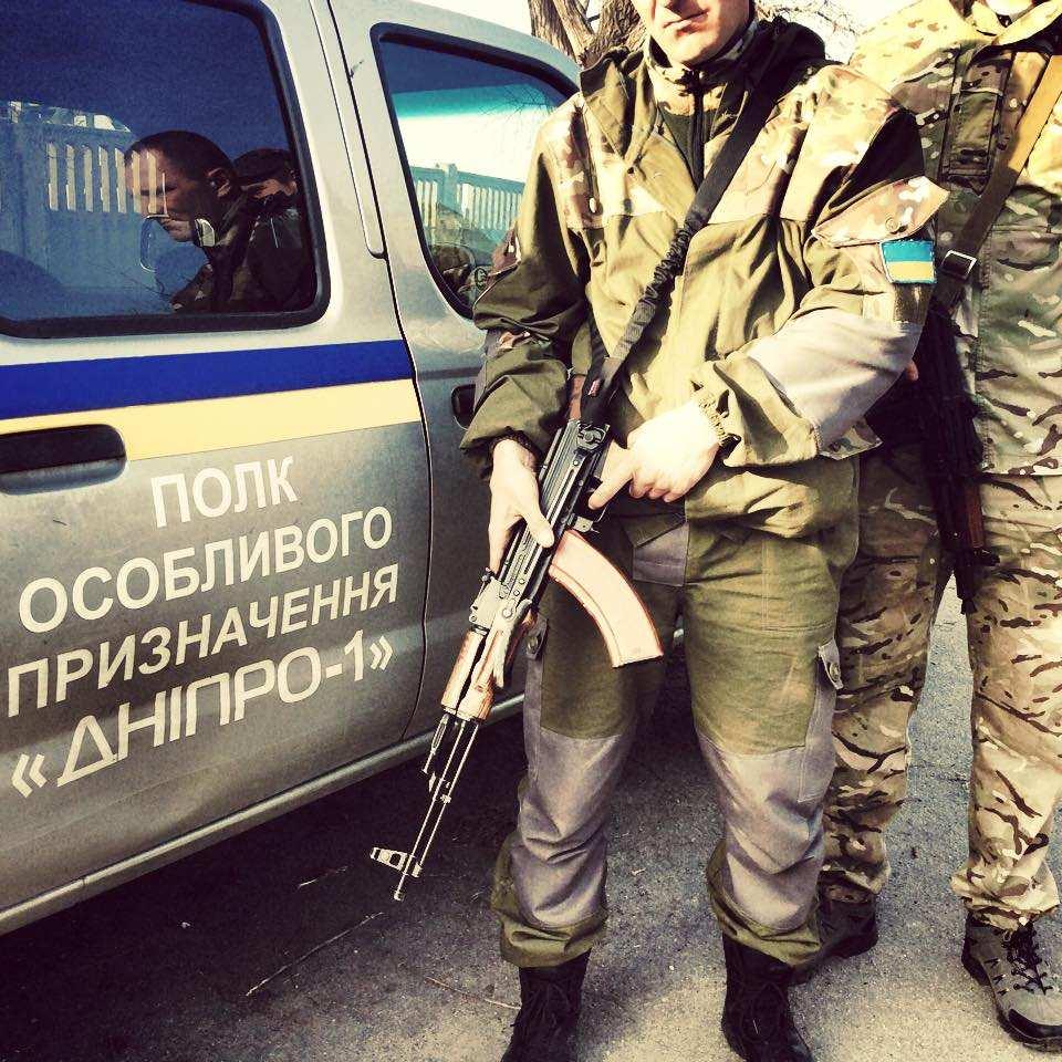 СРОЧНО: украинские силовики заблокировали базу батальона «Днепр-1» | Русская весна