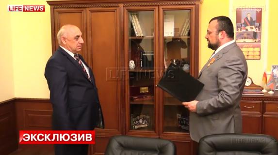 ДНР признала независимость Абхазии и Южной Осетии (ВИДЕО) | Русская весна