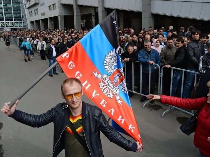Депутаты Европарламента и национальных парламентов Франции, Греции, Германии прибывают в Донецк | Русская весна