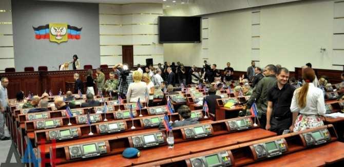 Украинский язык может потерять в ДНР статус второго государственного языка | Русская весна