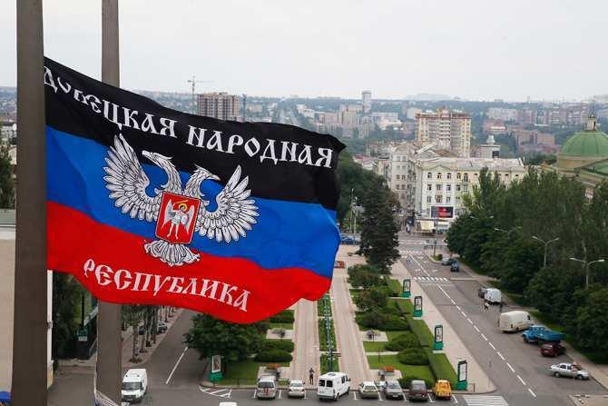 ДНРнастаивает насрочном принятии «дорожной карты» вМинске дляускорения переговорного процесса   Русская весна