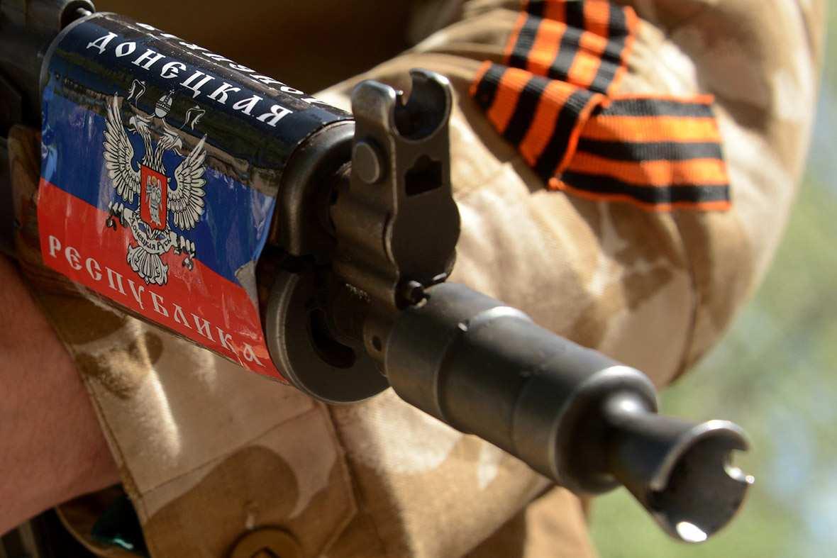 Команда МВД ДНР выиграла первые в Республике состязания спецназа по тактической стрельбе | Русская весна