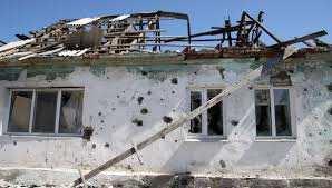 ВАЖНО: ВСУ обстреливают пригороды Горловки, повреждены жилые дома | Русская весна