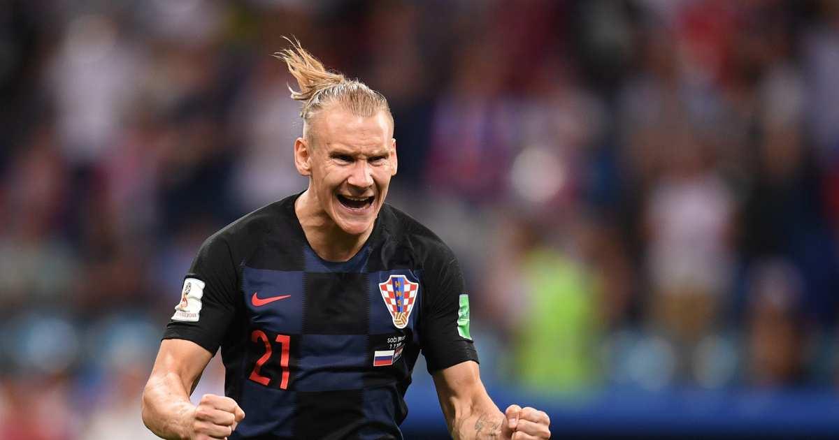 «Слава Украине!» — хорват, забивший гол, решил «потроллить» Россию (ВИДЕО) | Русская весна