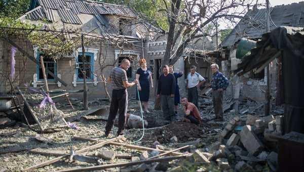 Осеннее киевское обострение | Русская весна