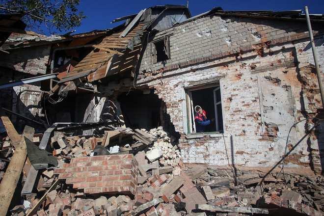 Обстрелами ВСУвДНРбыли разрушены 10тыс. частных домов ипостроек, — аппарат омбудсмена | Русская весна